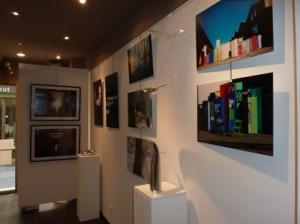 Exposition Delphine Sauret galerie Talbot Montpellier